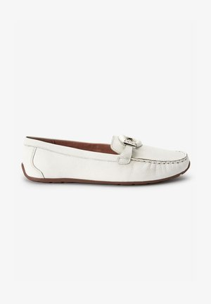 HARDWARE DRIVER  - Moccasins - white