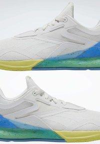 Reebok - NANO X SHOES - Sneaker low - grey - 6