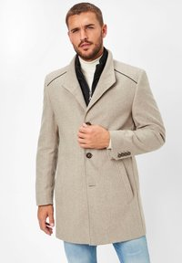 S4 Jackets - Classic coat - stone - 0