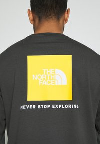 The North Face - MENS BOX TEE - Langærmede T-shirts - anthracite - 5