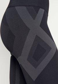 adidas Performance - Punčochy - black/solid grey - 4