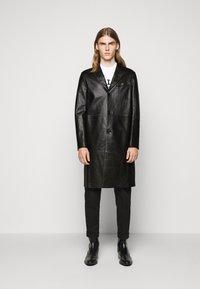 Bally - Classic coat - black - 0