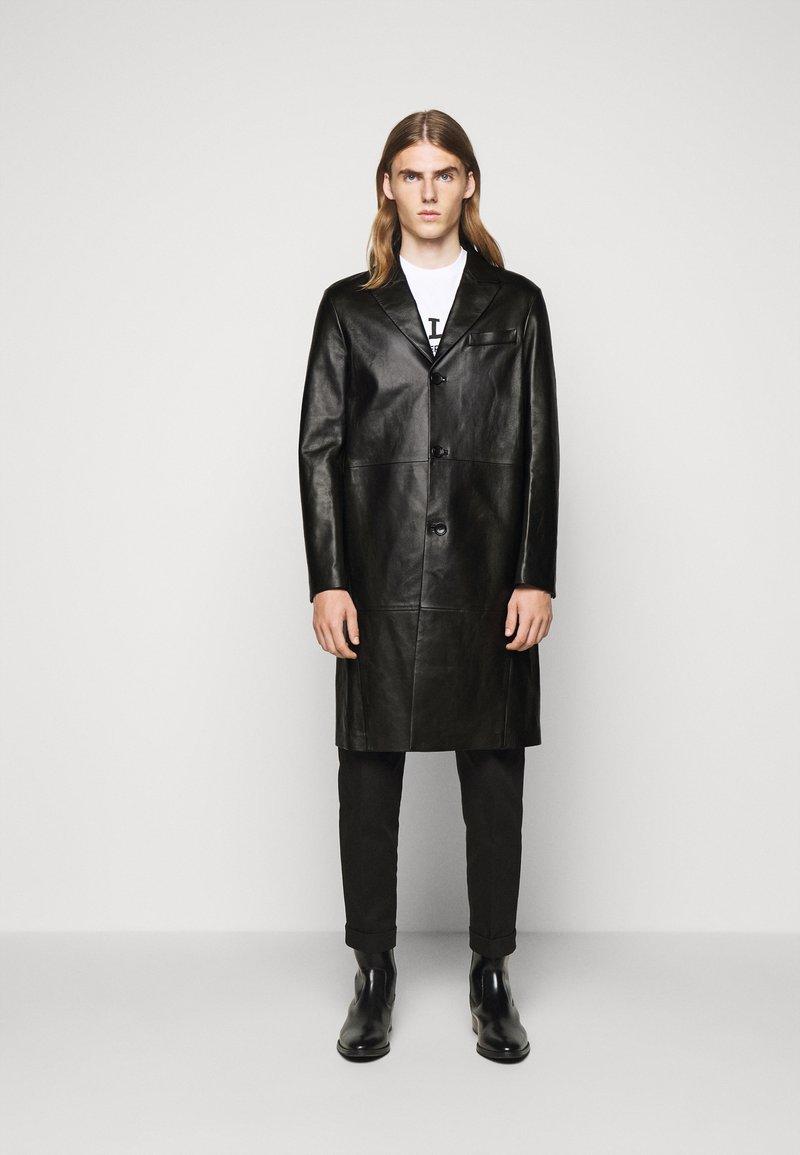 Bally - Classic coat - black