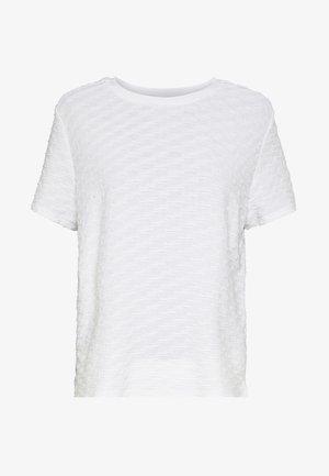 SANNY - T-Shirt print - milk