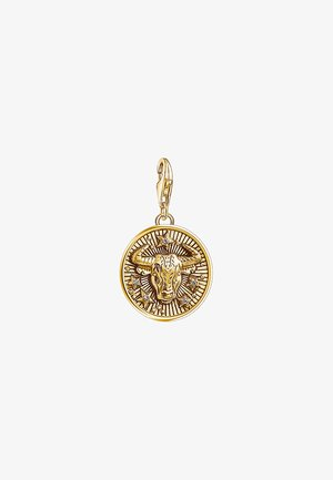 STERNZEICHEN STIER  - Pendant - gold-coloured/white