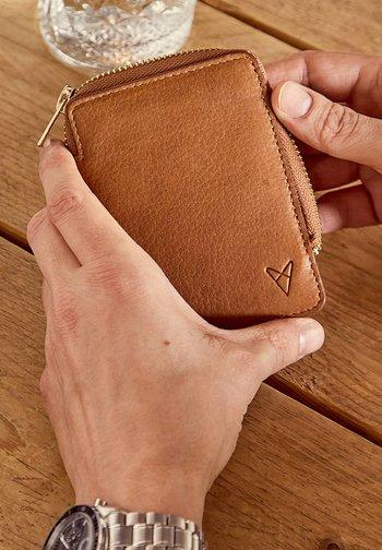 Wallet - braun