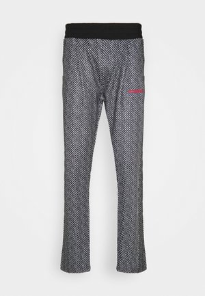TROUSERS - Trousers - anthracite