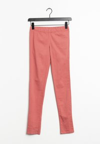 Pieces - Trousers - pink - 0