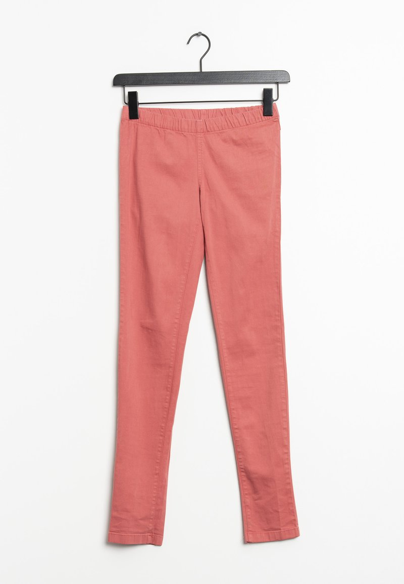 Pieces - Trousers - pink