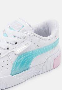 Puma - CALI UNICORN - Trainers - pink lady/white - 5