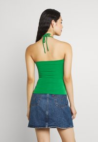 Gina Tricot - FLORENS SINGLET - Top - medium green - 2
