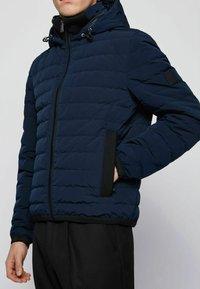 BOSS - Down jacket - dark blue - 3