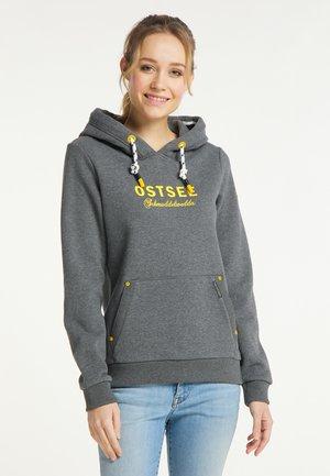 OSTSEE - Hoodie - grau melange