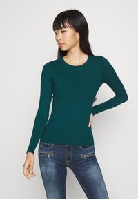 Even&Odd - Sweter - deep teal - 0