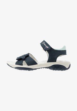 Sandalen - azzurro