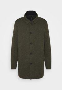 Only & Sons - ONSJANUS FUNCTIONAL KING COAT  - Classic coat - deep depths - 5