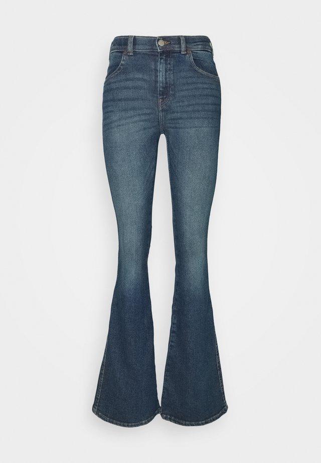MACY - Jean flare - eastcoast blue