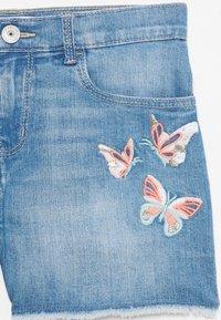 OshKosh - GIRLS TEENS - Szorty jeansowe - denim - 2