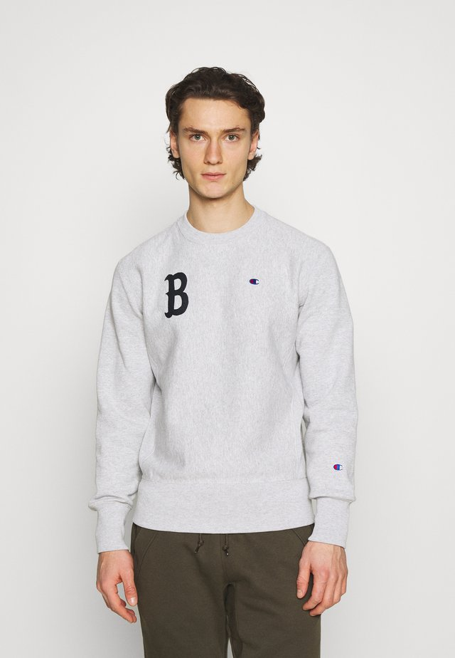 CREWNECK BERLIN - Sweater - mottled light grey