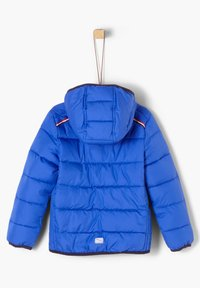 s.Oliver - MIT TAPE-DETAIL - Winter jacket - blue - 1