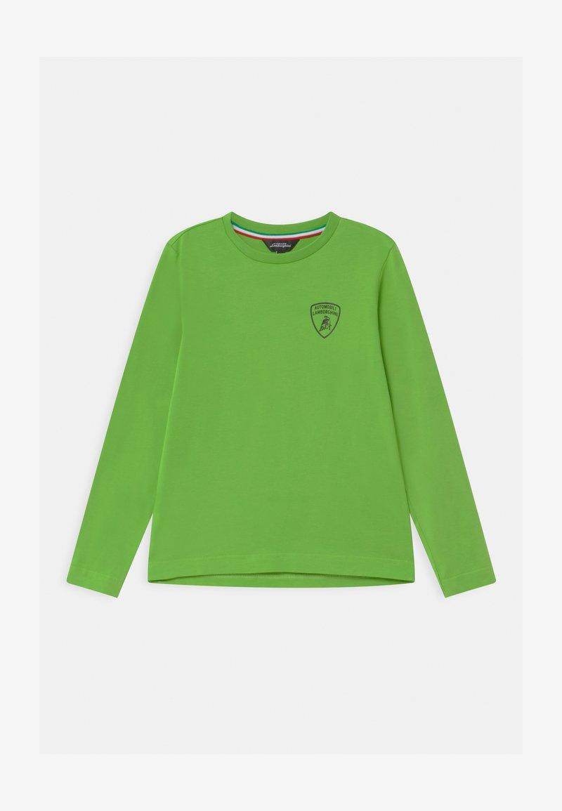 Automobili Lamborghini Kidswear - SOLID COLOR - Maglietta a manica lunga - green mantis