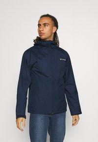 Columbia - INNER LIMITS™ JACKET - Hardshell jacket - collegiate navy - 0