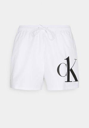 ONE DRAWSTRING - Shorts da mare - white