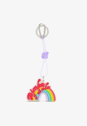 RAINBOW - Key holder - purple