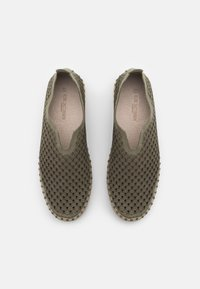 Ilse Jacobsen - TULIP LUX - Slippers - army - 5