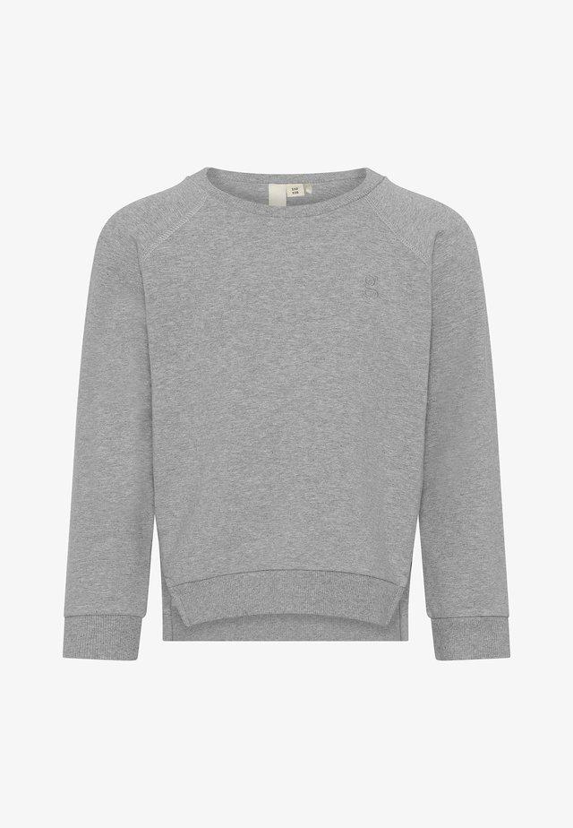 VALLE MINI - Sweatshirt - grey