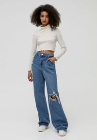 PULL&BEAR - Jeans relaxed fit - blue - 1