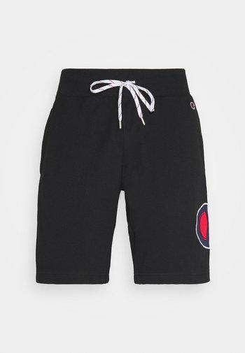 BERMUDA - Pantalon de survêtement - black