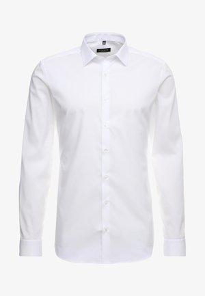 SUPER SLIM KENT - Skjorter - white