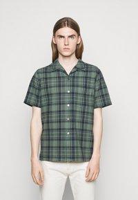 PS Paul Smith - MENS CASUAL FIT - Shirt - dark green - 0