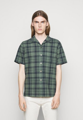 MENS CASUAL FIT - Shirt - dark green