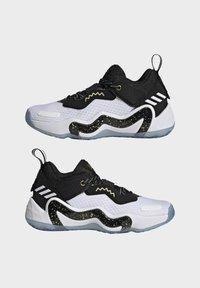 adidas Performance - Basketball shoes - black - 1