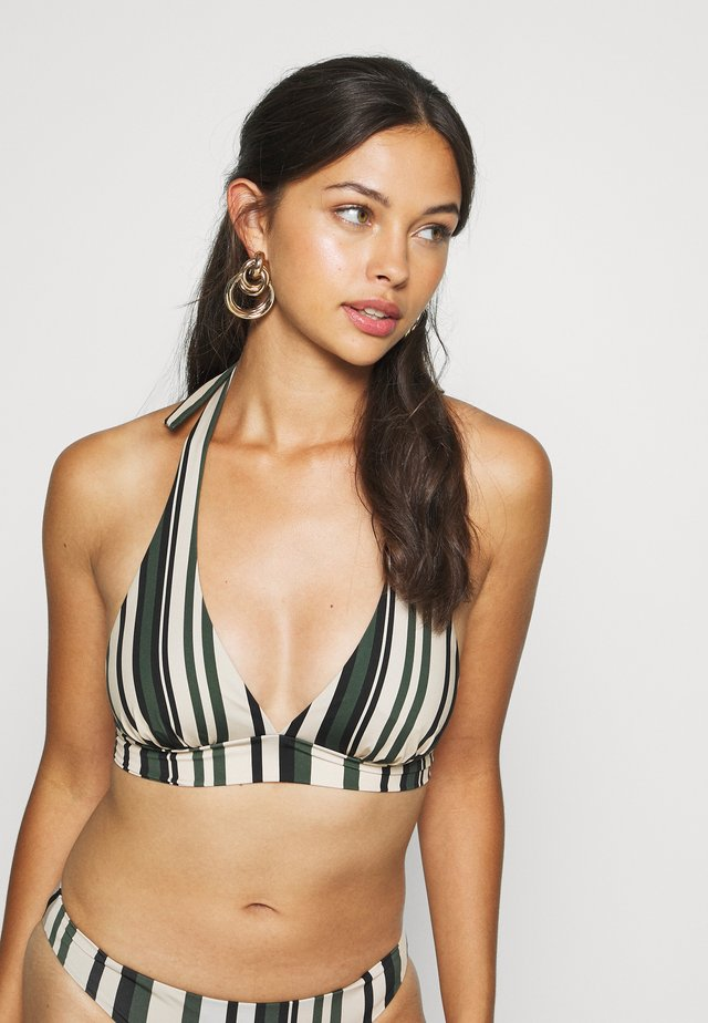 ARAK - Top de bikini - khaki