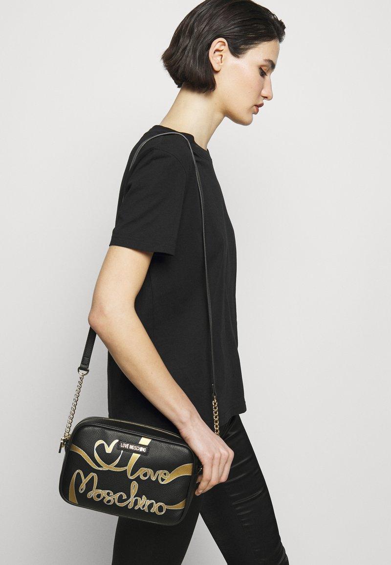 Love Moschino - Across body bag - fantasy color