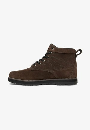 GART - Lace-up ankle boots - brown/brown/black