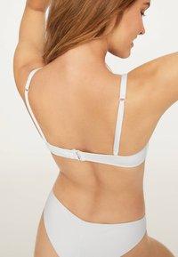 OYSHO - Bikini top - white - 1