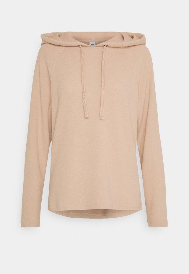 IHYOSE - Bluza z kapturem - natural