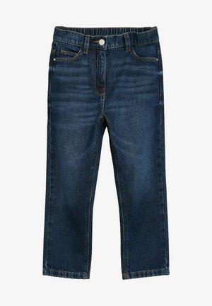 MOM  - Straight leg jeans - dark blue