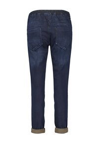 Taifun - IM JOGSTYLE LOUNGE PANTS - Relaxed fit jeans - blue denim - 4