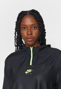 Nike Performance - AIR - Sports jacket - black/volt - 3