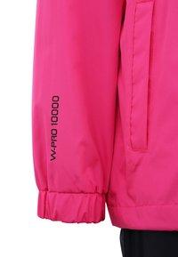 ZIGZAG - OPHIR  - Waterproof jacket - pink - 2