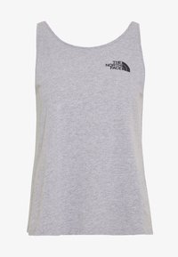 The North Face - TANK - Top - light grey heather - 3