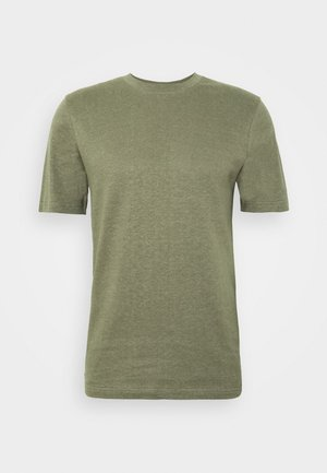 BALLUM  - Basic T-shirt - deep lichen green