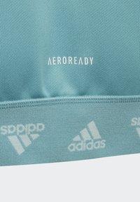 adidas Performance - AEROREADY UP2MOVE - Sweater met rits - green - 2