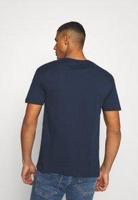 Newport Bay Sailing Club - MULTI TEE AUTUMN 3 PACK - Camiseta básica - oliv/dark blue/black - 2