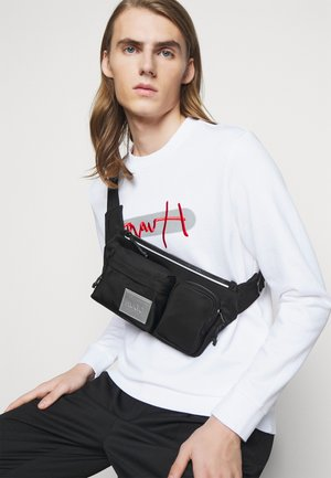 RECORD WAISTBAG - Heuptas - black